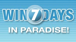Register to Win 7 Days at Sandals Resorts